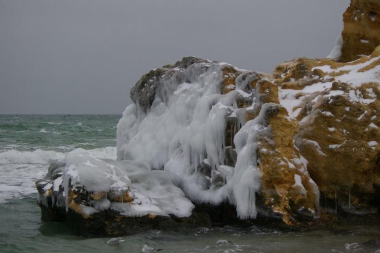 Отрада в ледяной глазури