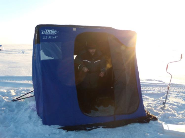 Мешок палатка для зимней рыбалки своими руками 65