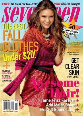 Seventeen Magazine [Октябрь]