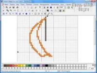 Четвертый видео урок на тему создания собственных схем вышивки в программе Pattern Maker...