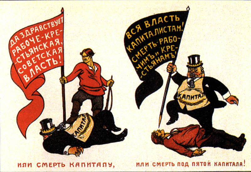 What is the evolutionary prospect for the pro-russian revolution in ukraine?