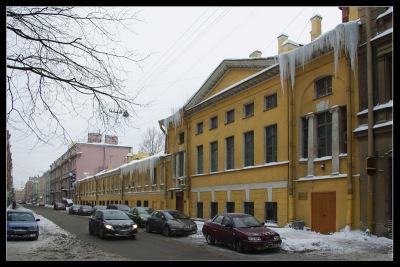 Санкт-Петербург. 9 января 2009.
