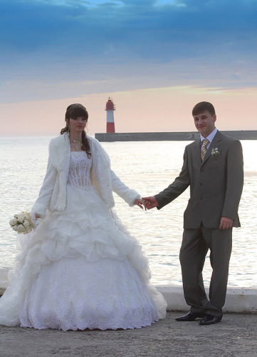 Tooker catino wedding