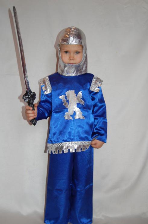 Новогодние костюм рыцаря своими руками фото