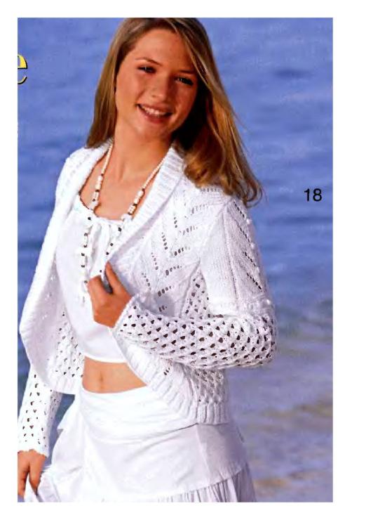 Вязание жакетов, болеро спицами для женщин, схемы и. Болеро вязание спицами схемы бесплатно - хобби мастер класс фото
