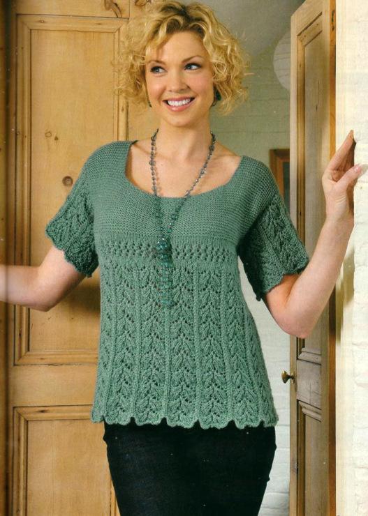 Вязание для женщин кофты