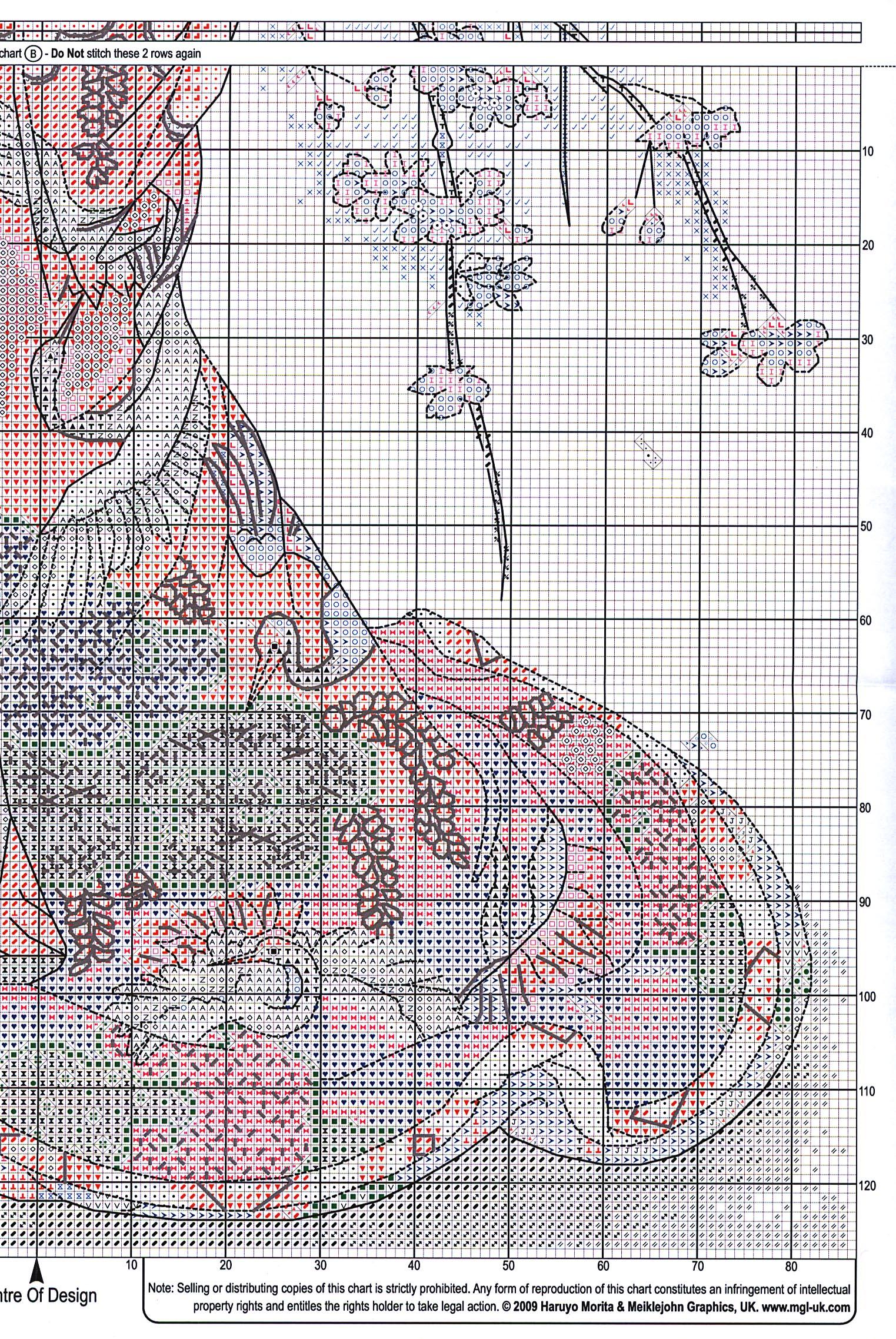 Схемы вышивок anchor maia