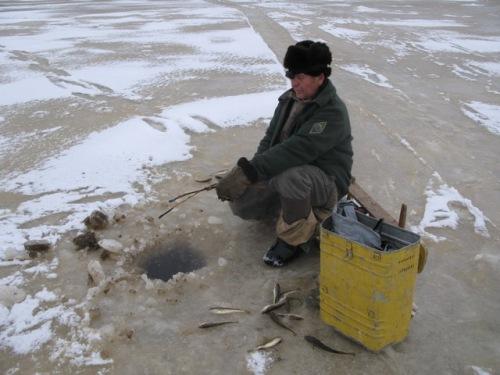 видео рыбалка поморов