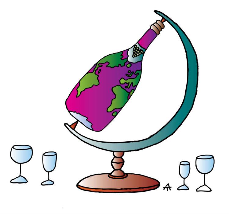 В алкоголизма
